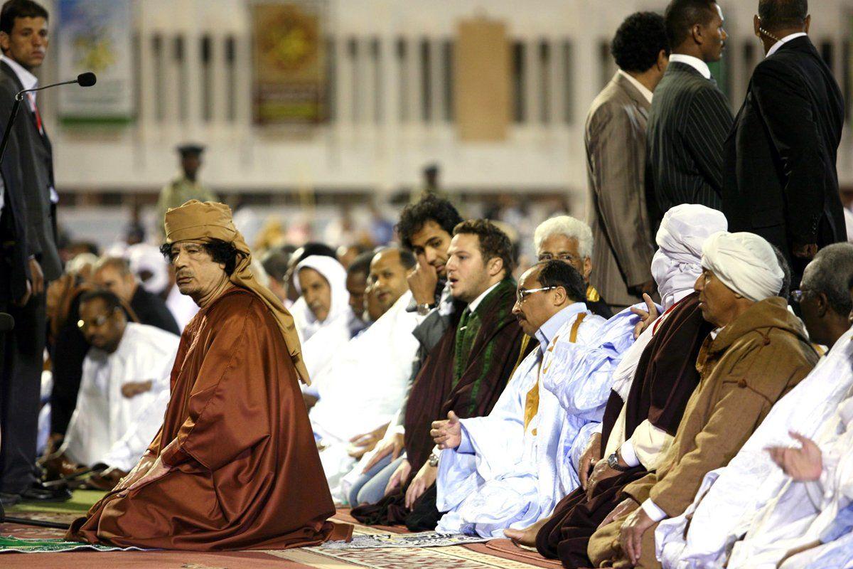 Nhà báo Mỹ: 10 sự thật về ông Gaddafi mà phương Tây luôn lờ đi
