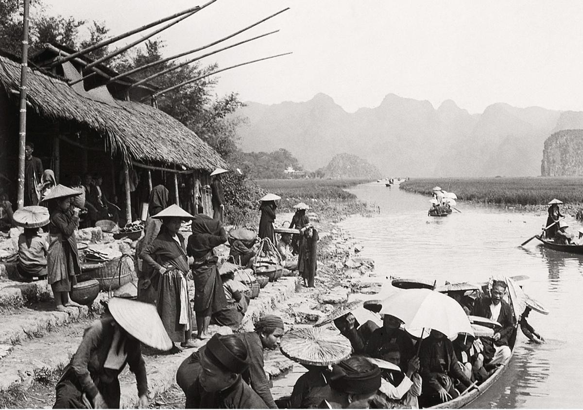 Chùm ảnh: Việt Nam nửa đầu thế kỷ 20 qua sách 'Ký ức Đông Dương'