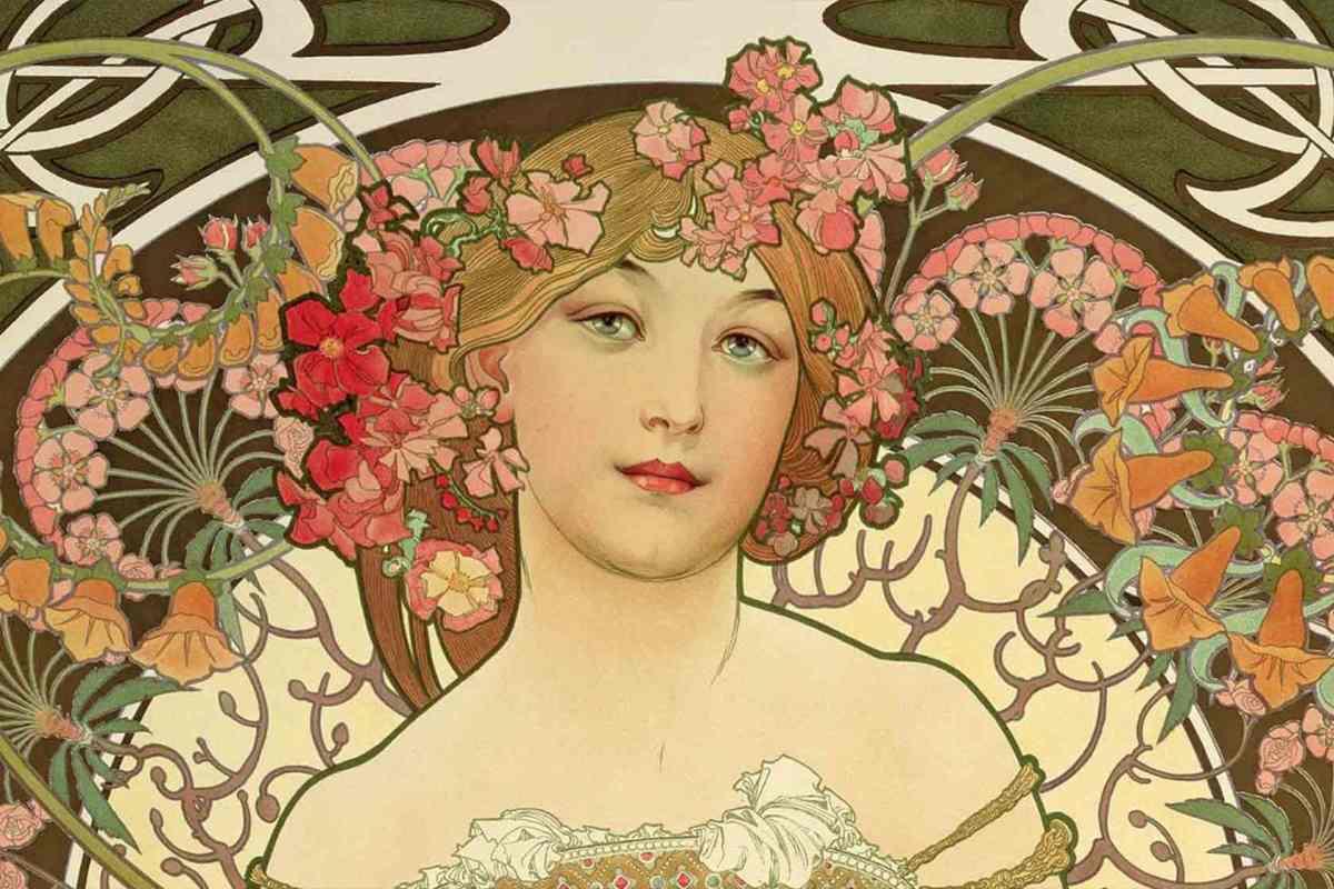 Phong cách Art Noveau – nguồn cảm hứng nghệ thuật bất tận
