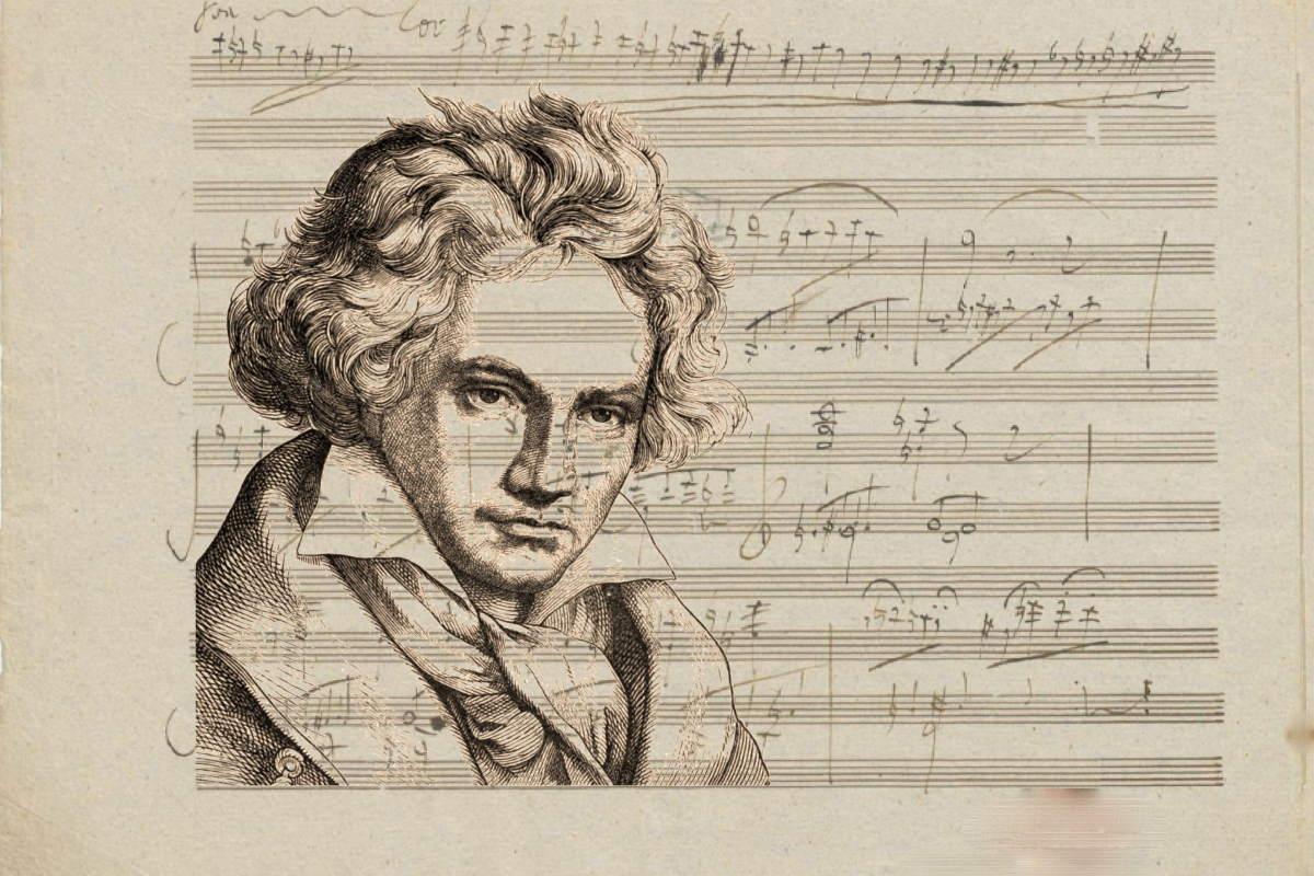 Về vẻ đẹp trong âm nhạc của Ludwig van Beethoven