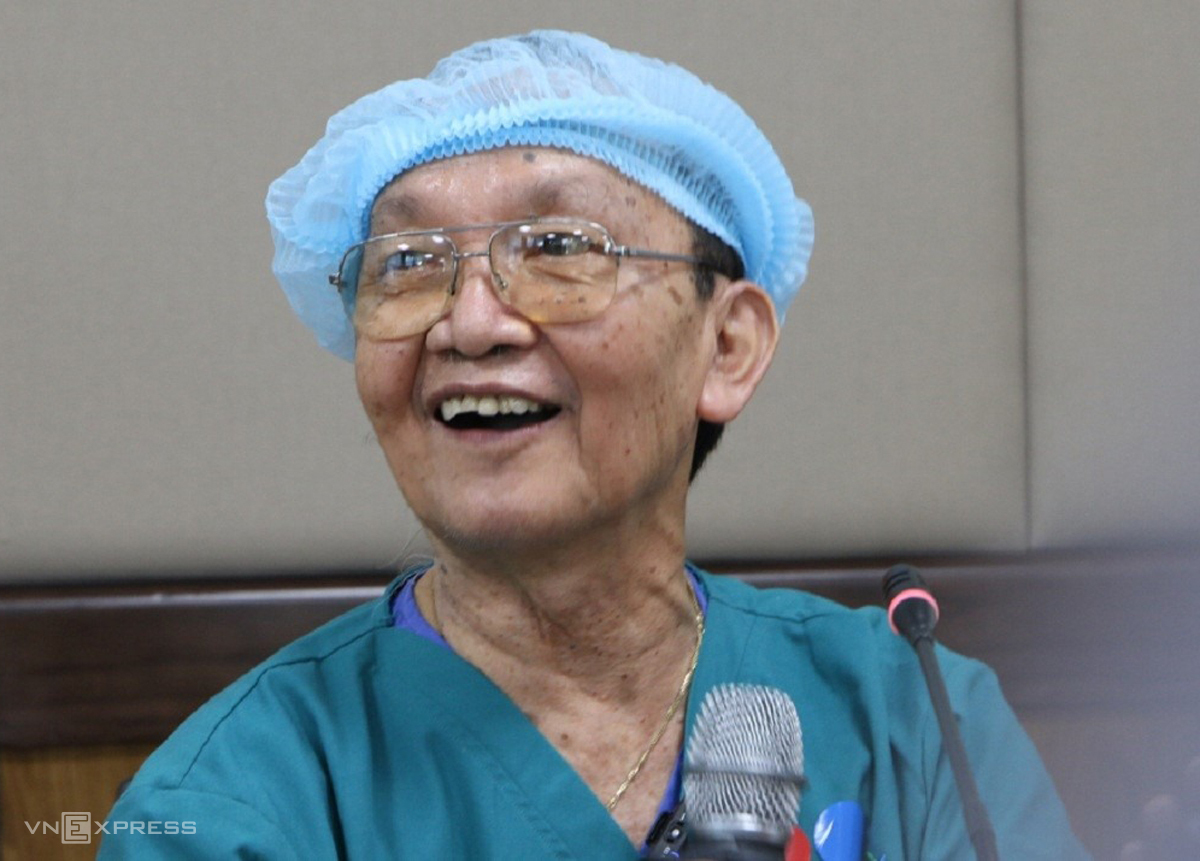Từng thuộc 'phía bên kia', vì sao GS Trần Đông A vẫn ở lại Việt Nam?