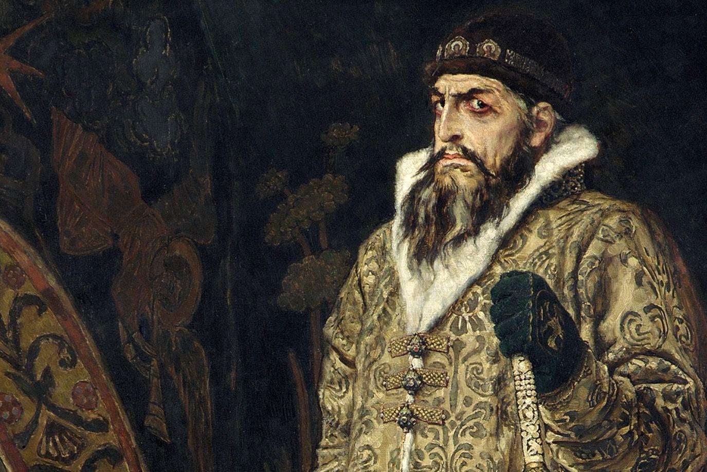 Vì sao Sa hoàng đầu tiên của nước Nga có biệt danh Ivan 'Khủng khiếp'?