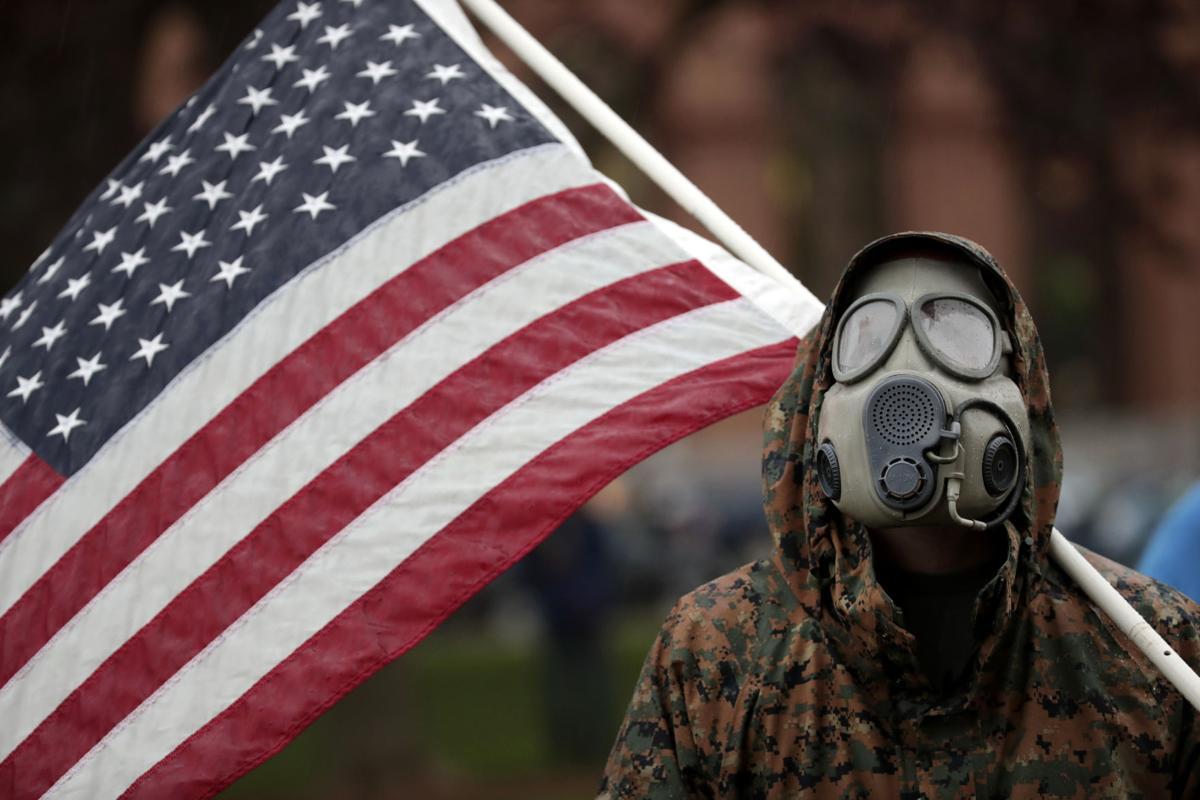 Nước Mỹ và những vấn đề nội tại của một cường quốc kiêu ngạo