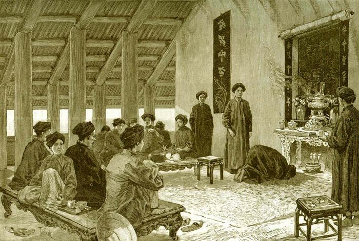 Giáo sĩ Alexandre de Rhodes viết về xứ Đàng Ngoài: Đám cưới riễn ra thế nào?