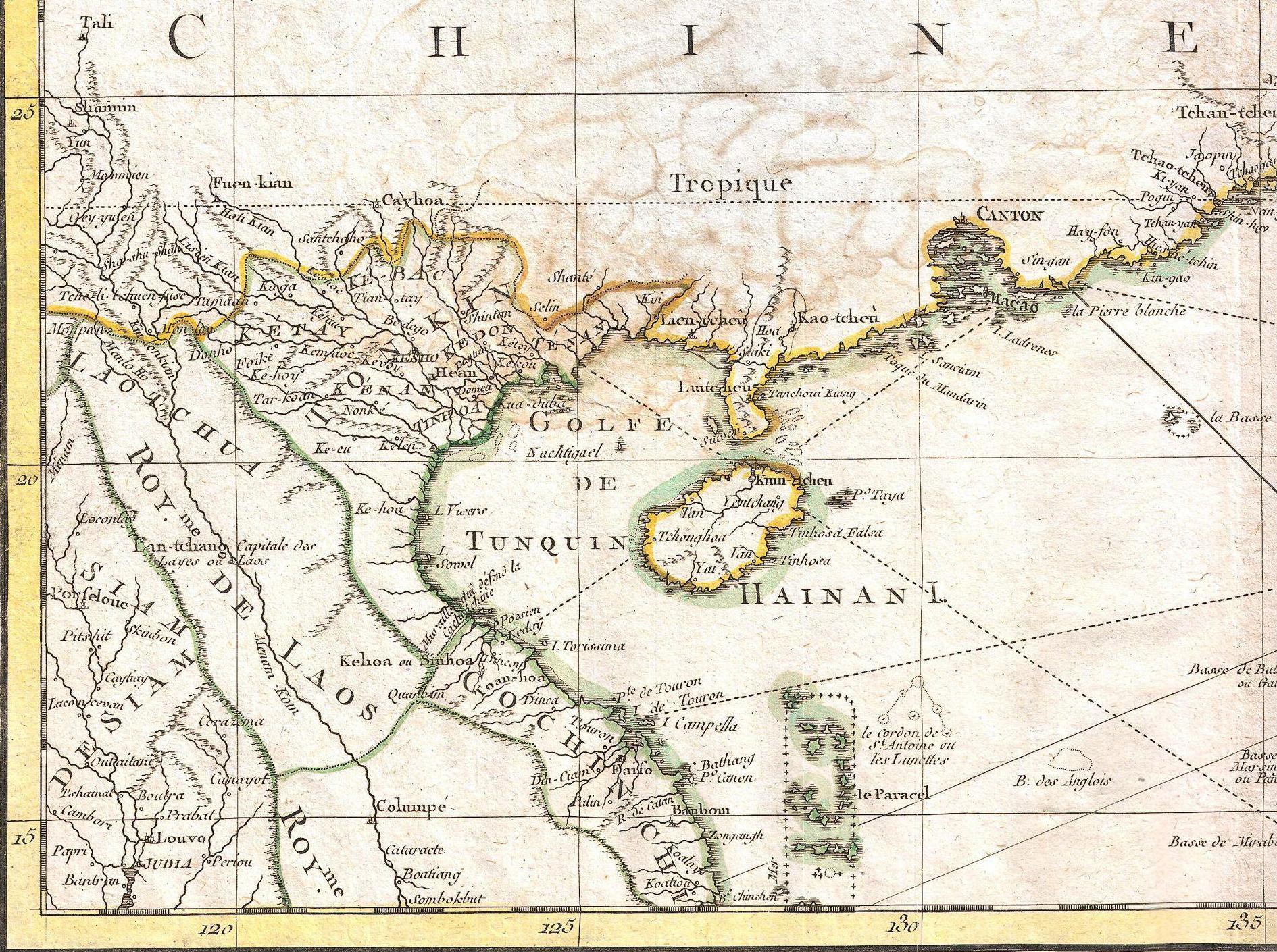 Giáo sĩ Alexandre de Rhodes viết về xứ Đàng Ngoài: Nền hành chính