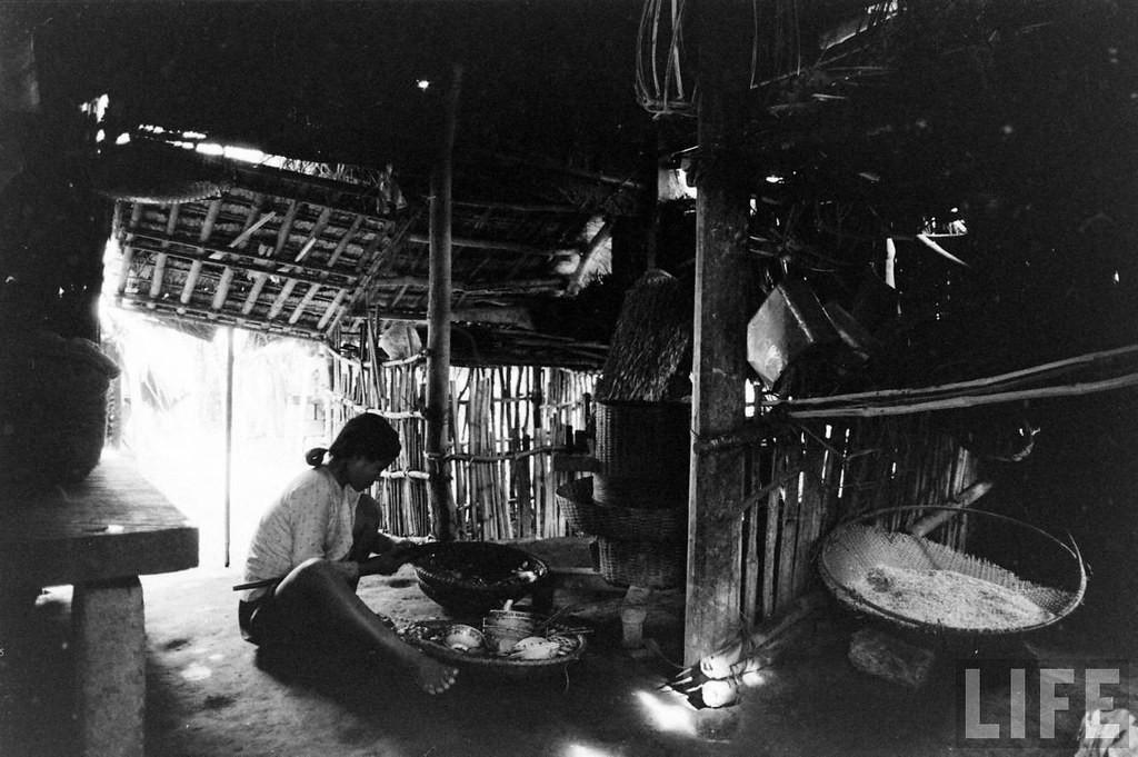Chùm ảnh: Cuộc sống của người nghèo ở Huế năm 1961