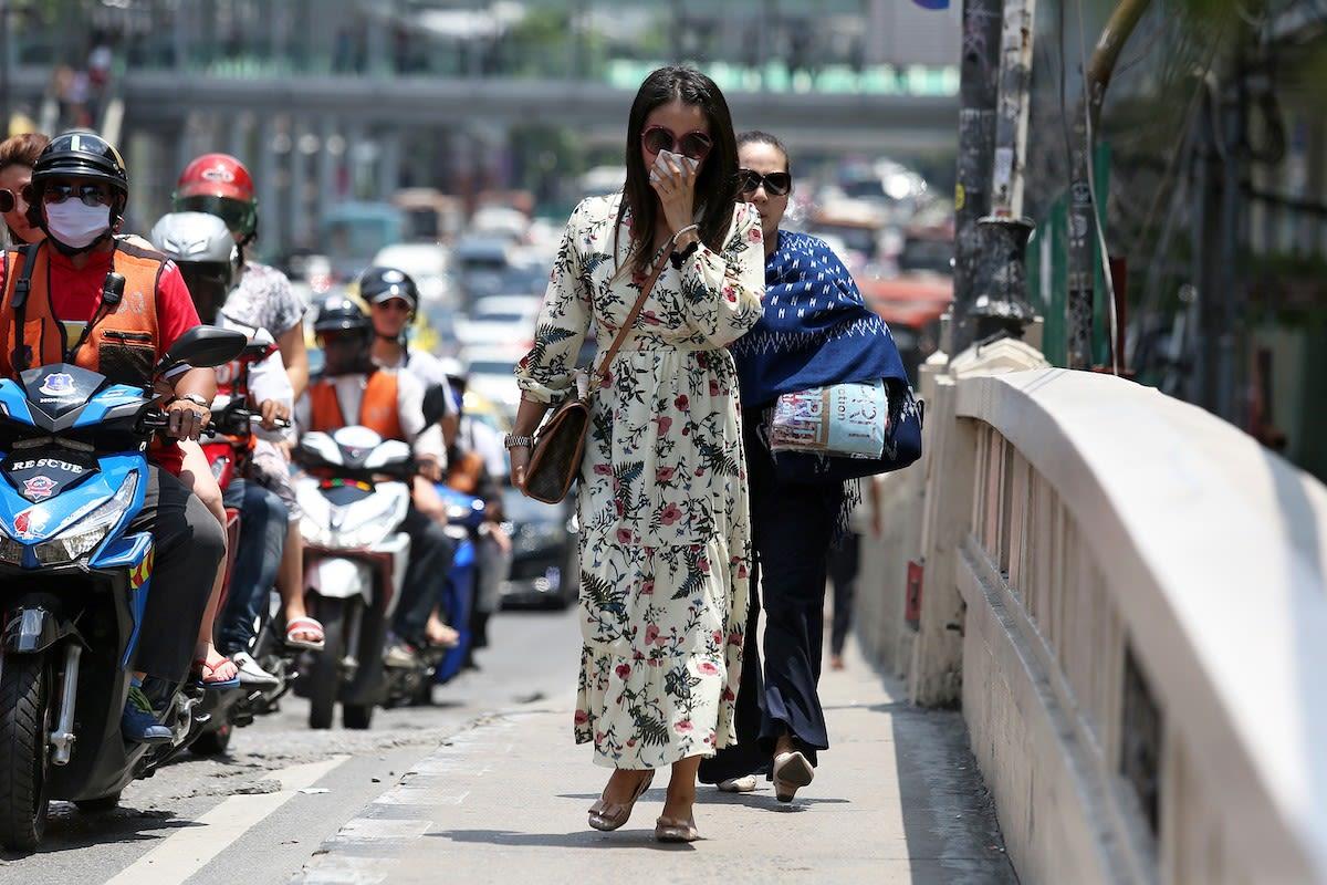 Ô nhiễm không khí làm gia tăng các bệnh về mắt như thế nào?