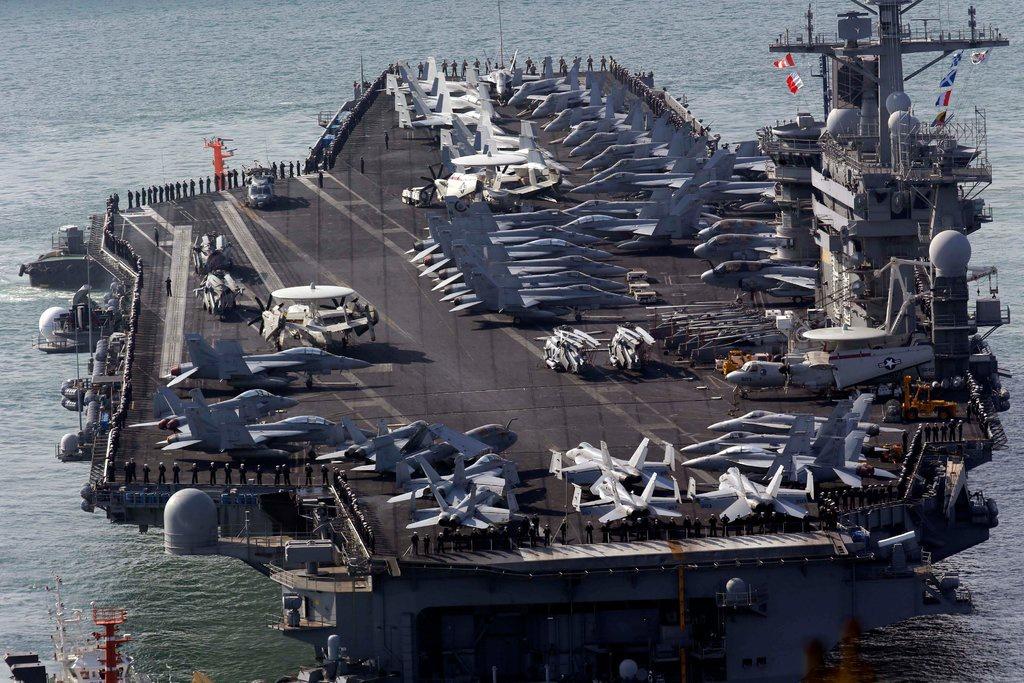 Sức nặng pháp lý mới trong thông điệp Mỹ chống Trung Quốc ở Biển Đông