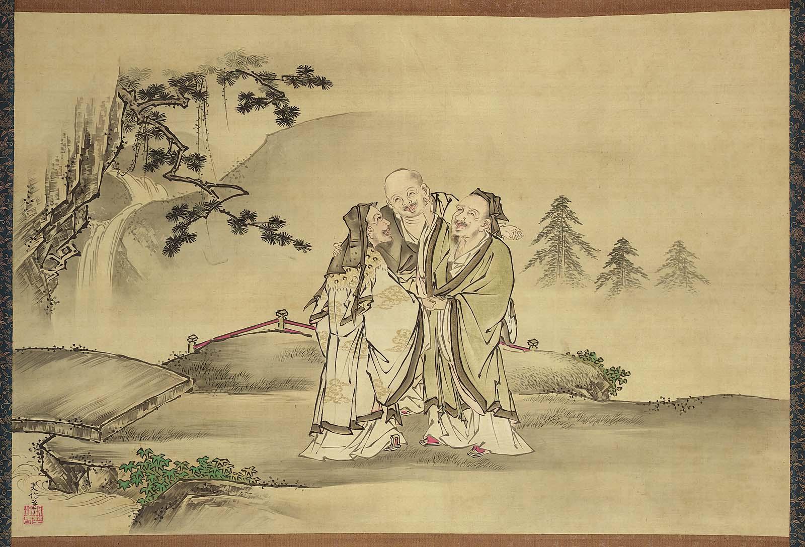 So sánh hai dòng tư tưởng Nam – Bắc Trung Hoa: Nho gia và Đạo gia