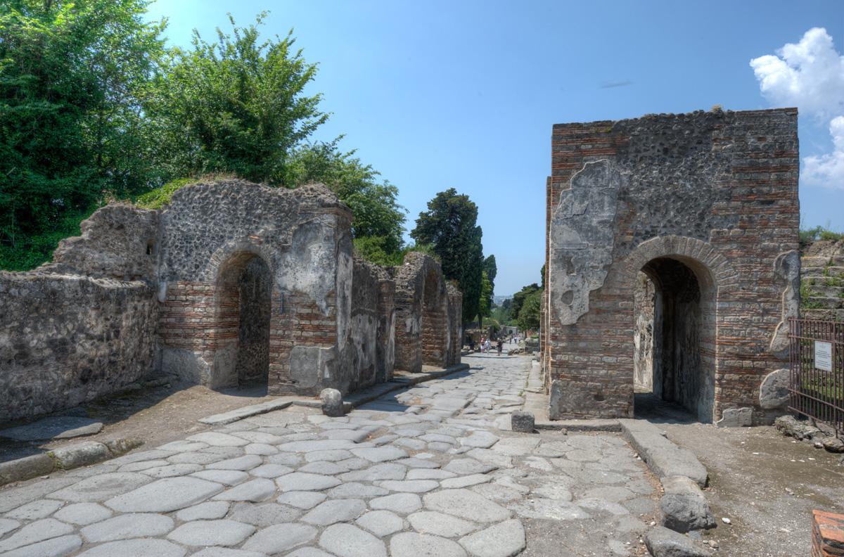Nghiên cứu phế tích Pompeii: Người La Mã là bậc thầy tái chế rác