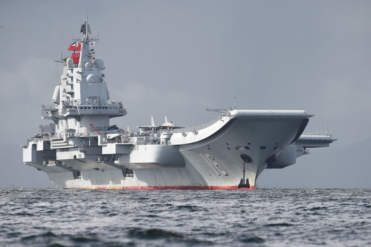 Viễn cảnh cuộc chiến tranh tàu sân bay giữa Mỹ và Trung Quốc
