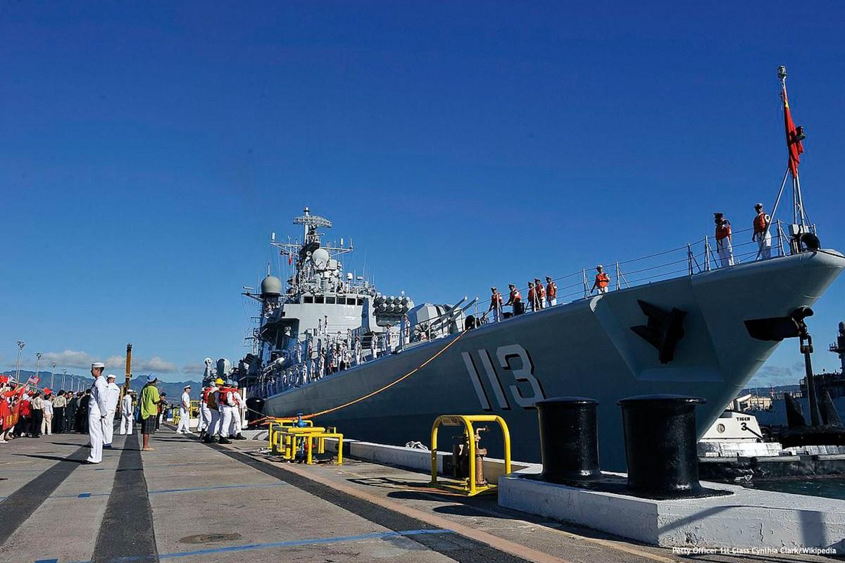 Giải mã 'khát vọng toàn cầu' của hải quân Trung Quốc