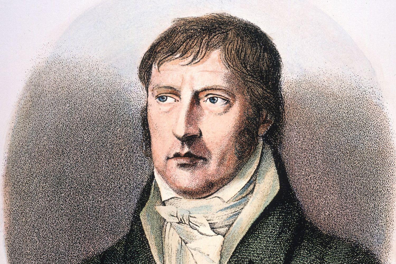 Tư tưởng triết học cơ bản của Hegel