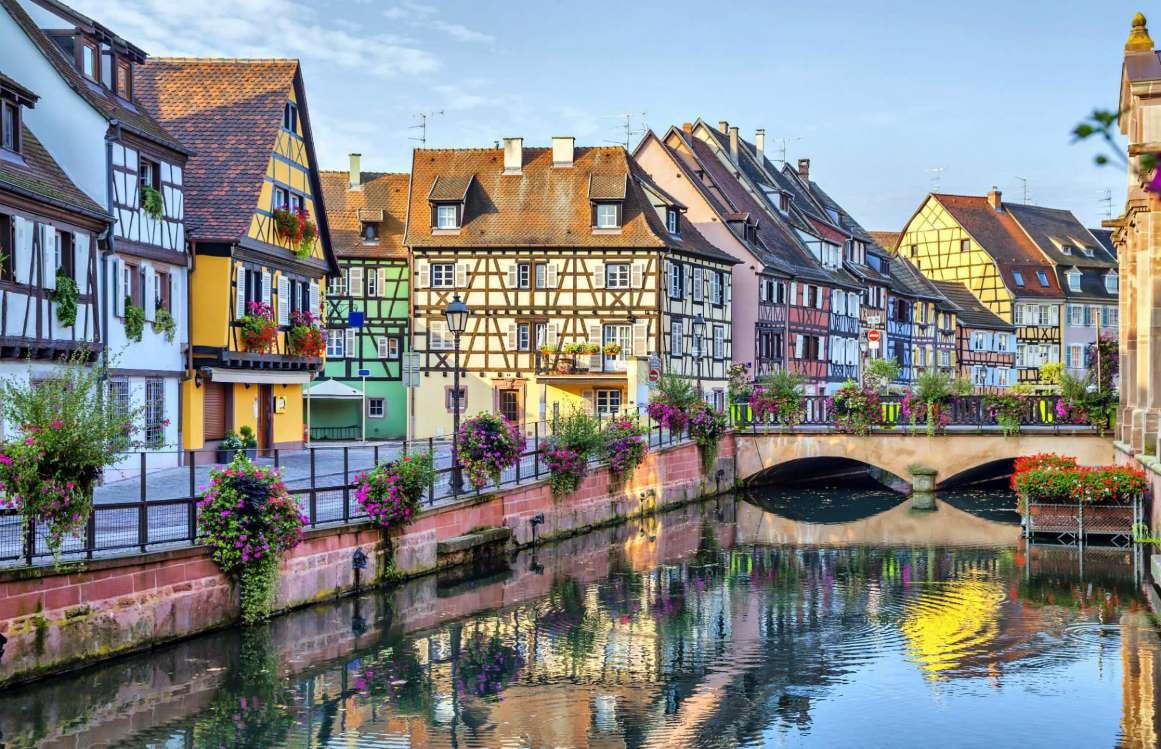 Chùm ảnh: Điểm danh những thị trấn đẹp nhất thế giới