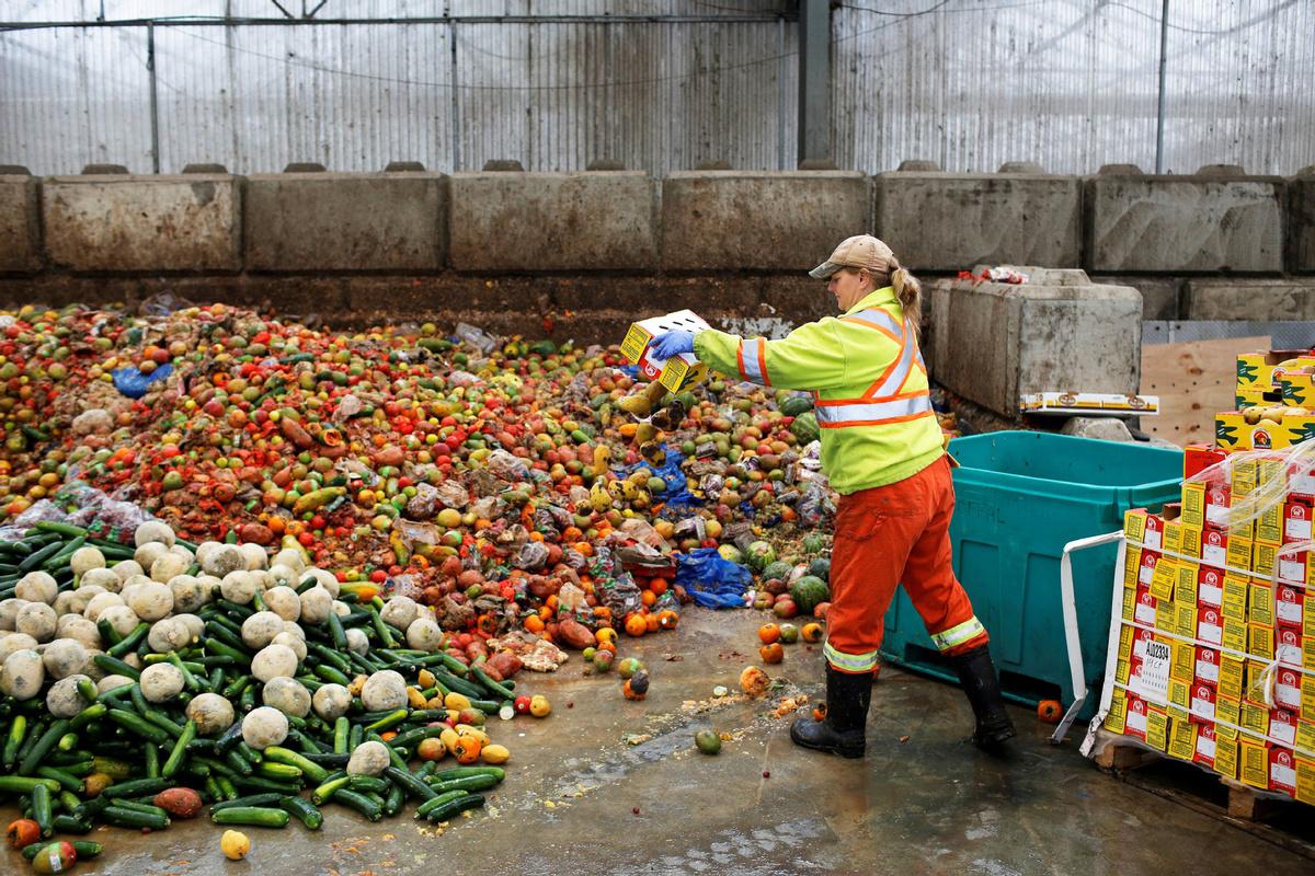 Hạn chế lãng phí thức ăn sẽ giúp bảo vệ môi trường như thế nào?