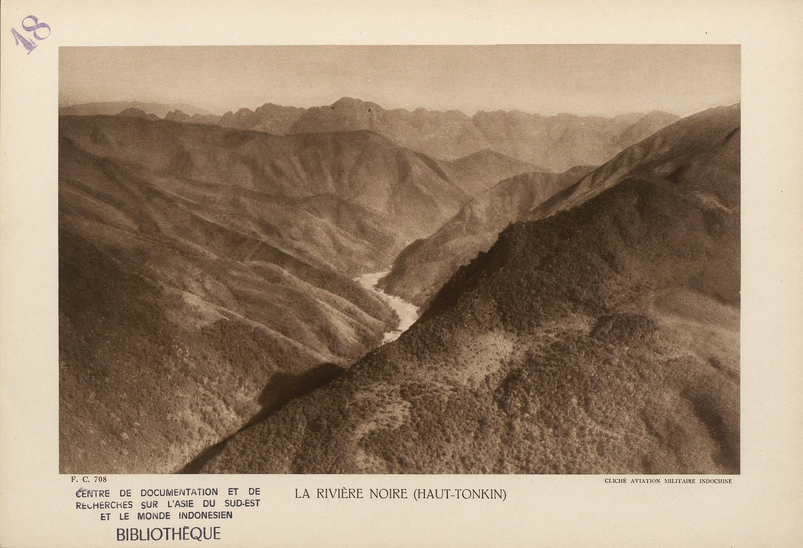 Loạt ảnh gây choáng ngợp về cảnh sắc Đông Dương năm 1934