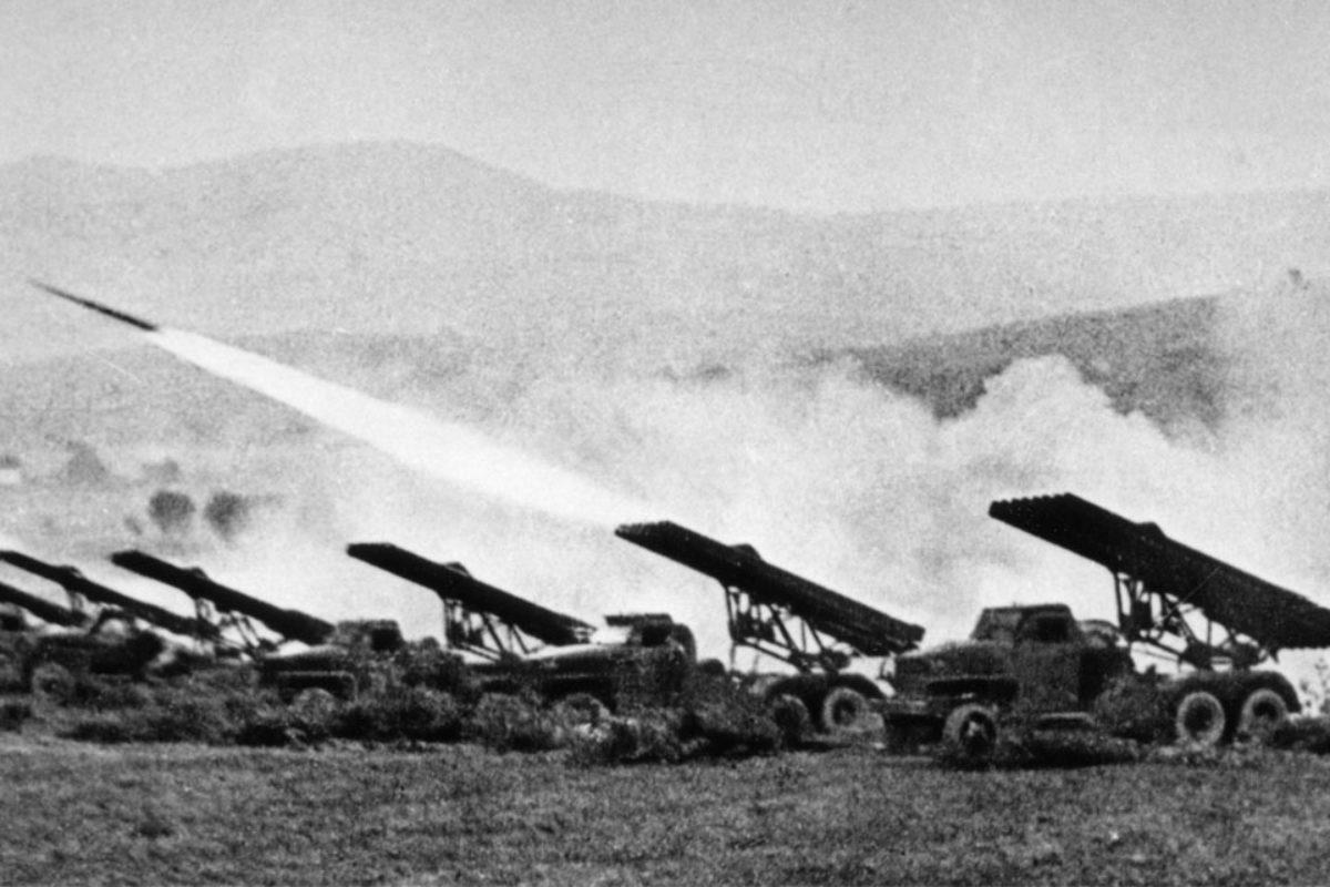 Vì sao pháo phản lực Katyusha khiến phát xít Đức muốn hóa điên?