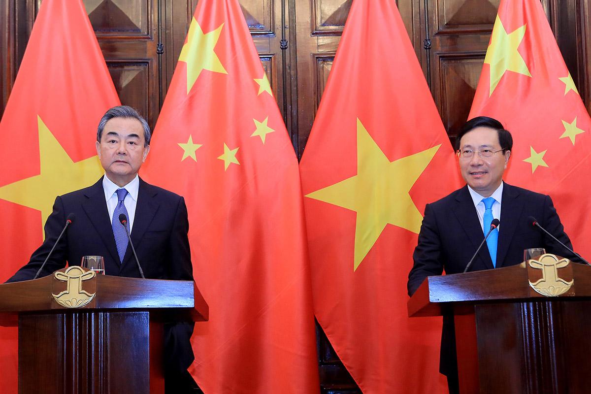 Việt Nam trong chiến lược nước lớn của Trung Quốc hiện nay