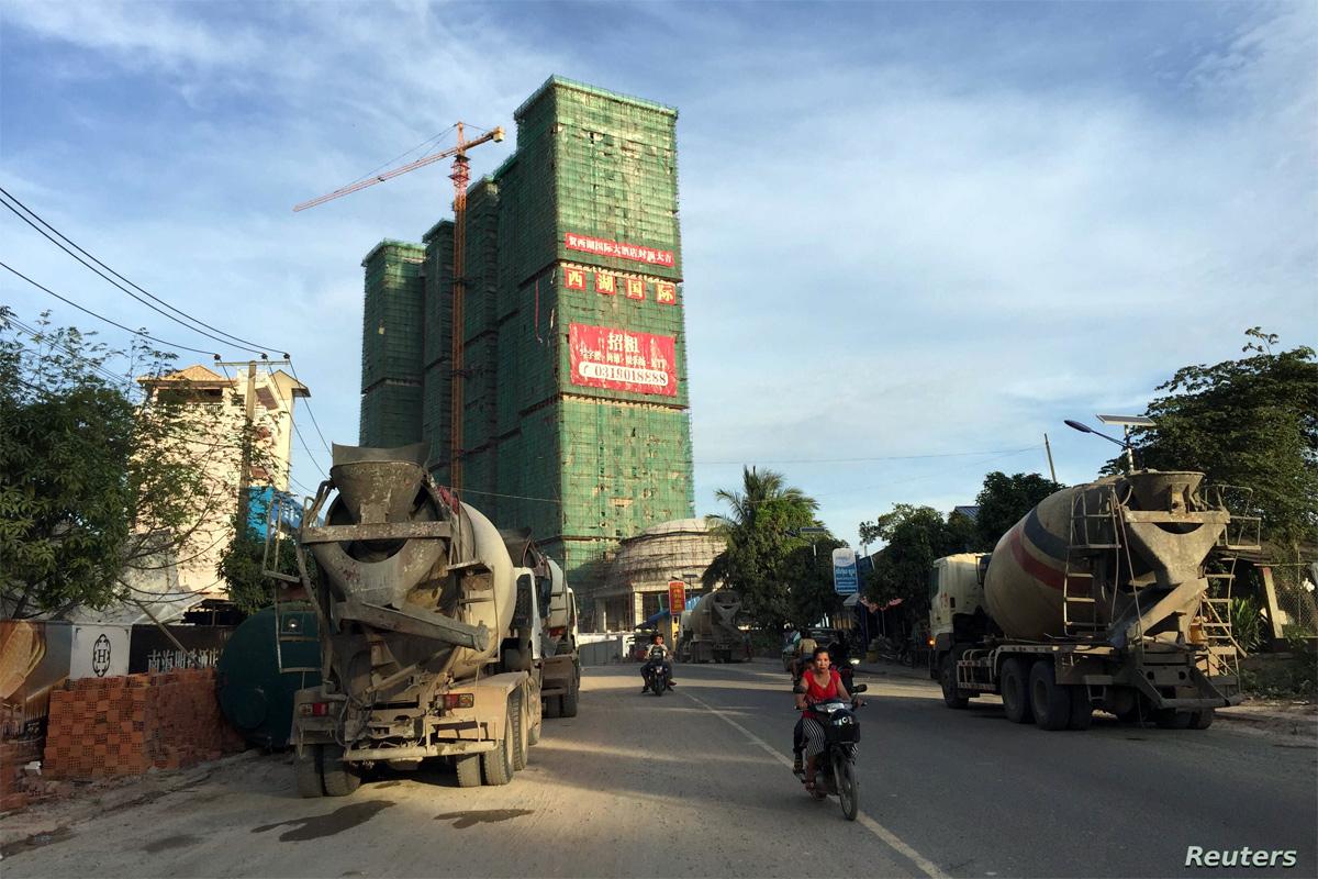 Chuyện Campuchia: Tiền nước ngoài để lại những thị trấn ma
