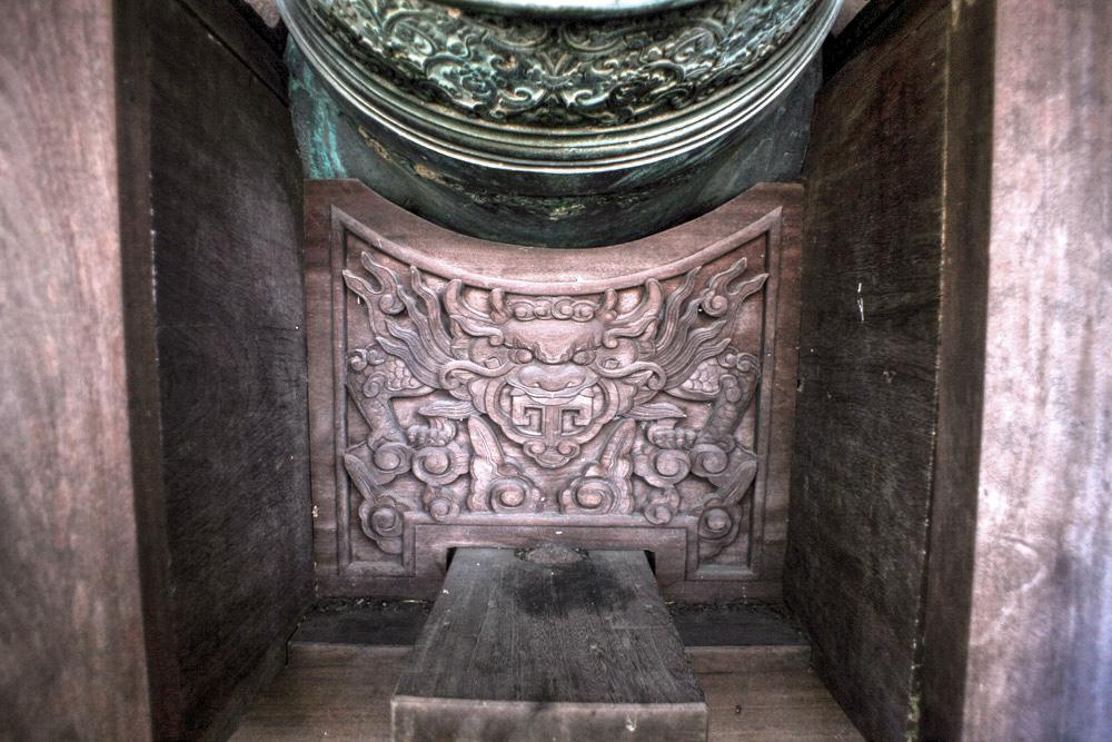 Chùm ảnh: Cửu vị thần công – biểu tượng sức mạnh của triều Nguyễn