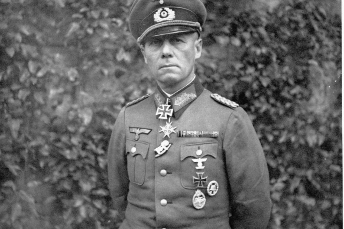 Erwin Rommel – viên tướng phát xít Đức khiến đổi phương nể phục