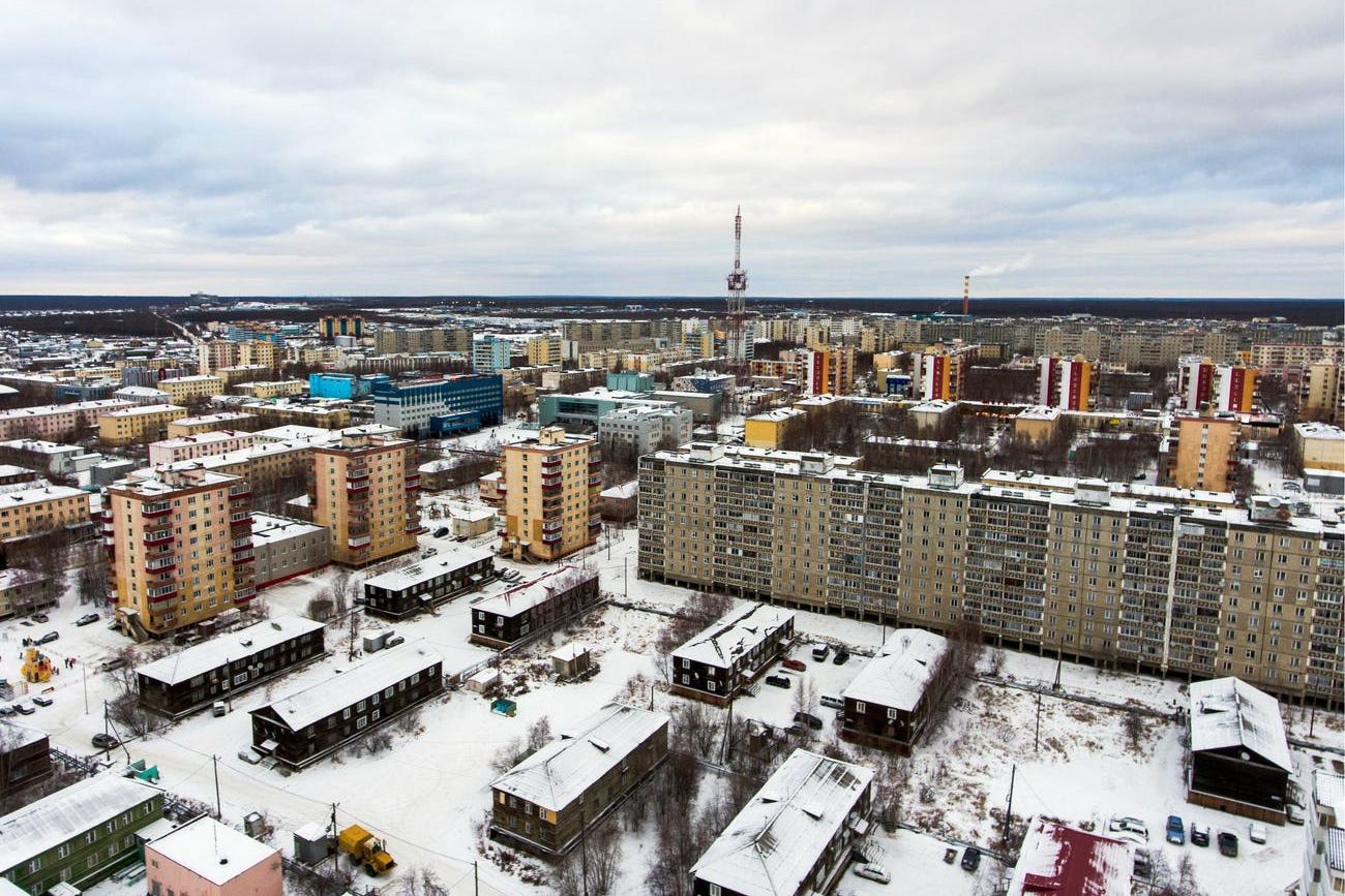Chùm ảnh: Cuộc sống giản dị ở thị trấn kim cương gần Bắc Cực của Nga