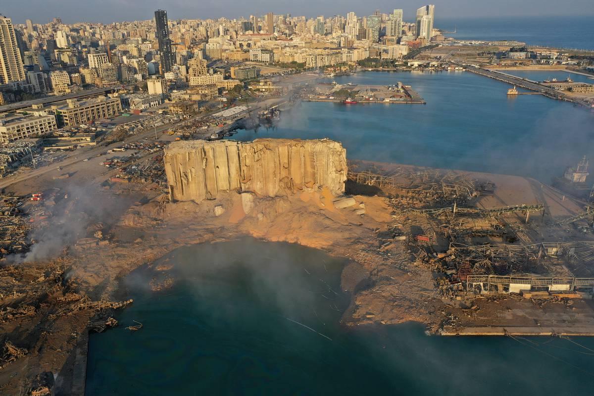 Vụ nổ Beirut và góc khuất đen tối của hàng hải quốc tế