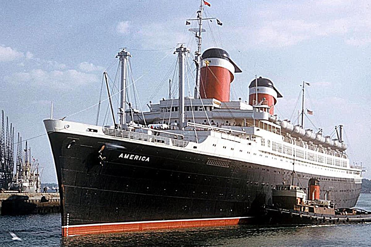 Vụ nổi loạn của hành khách trên tàu S.S. America năm 1978