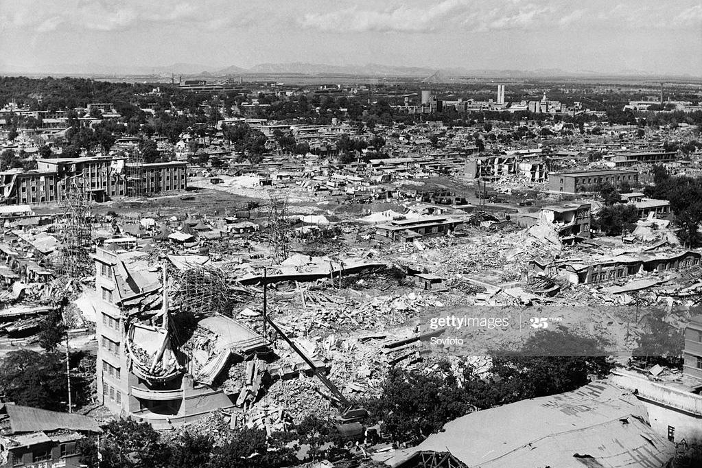 Trận động đất Đường Sơn 1976: Chỉ 10 giây cướp đi 255.000 sinh mạng