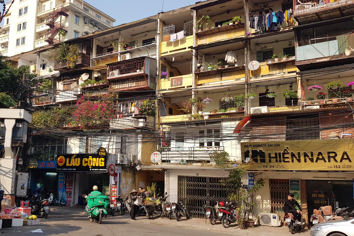 Tương lai nào cho 'căn hộ nhà nước cấp'?