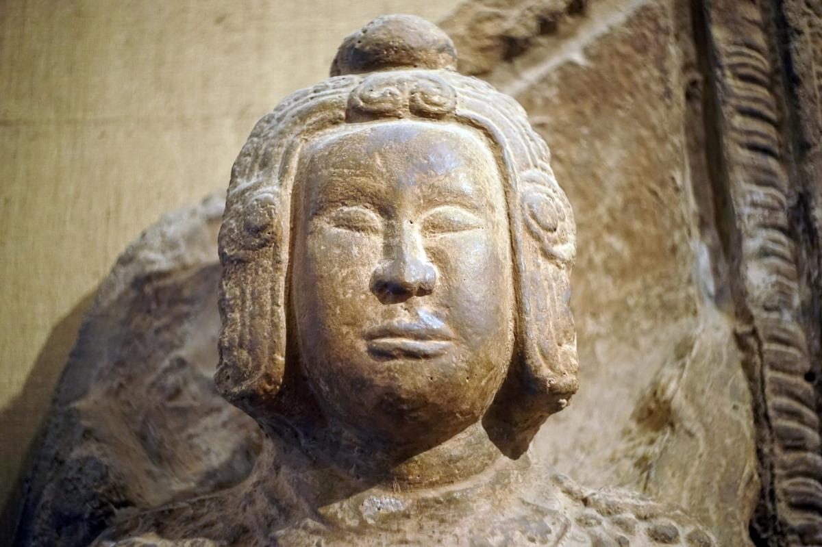 Chùm ảnh: Bức tượng chiến thần nghìn tuổi của Đại Việt