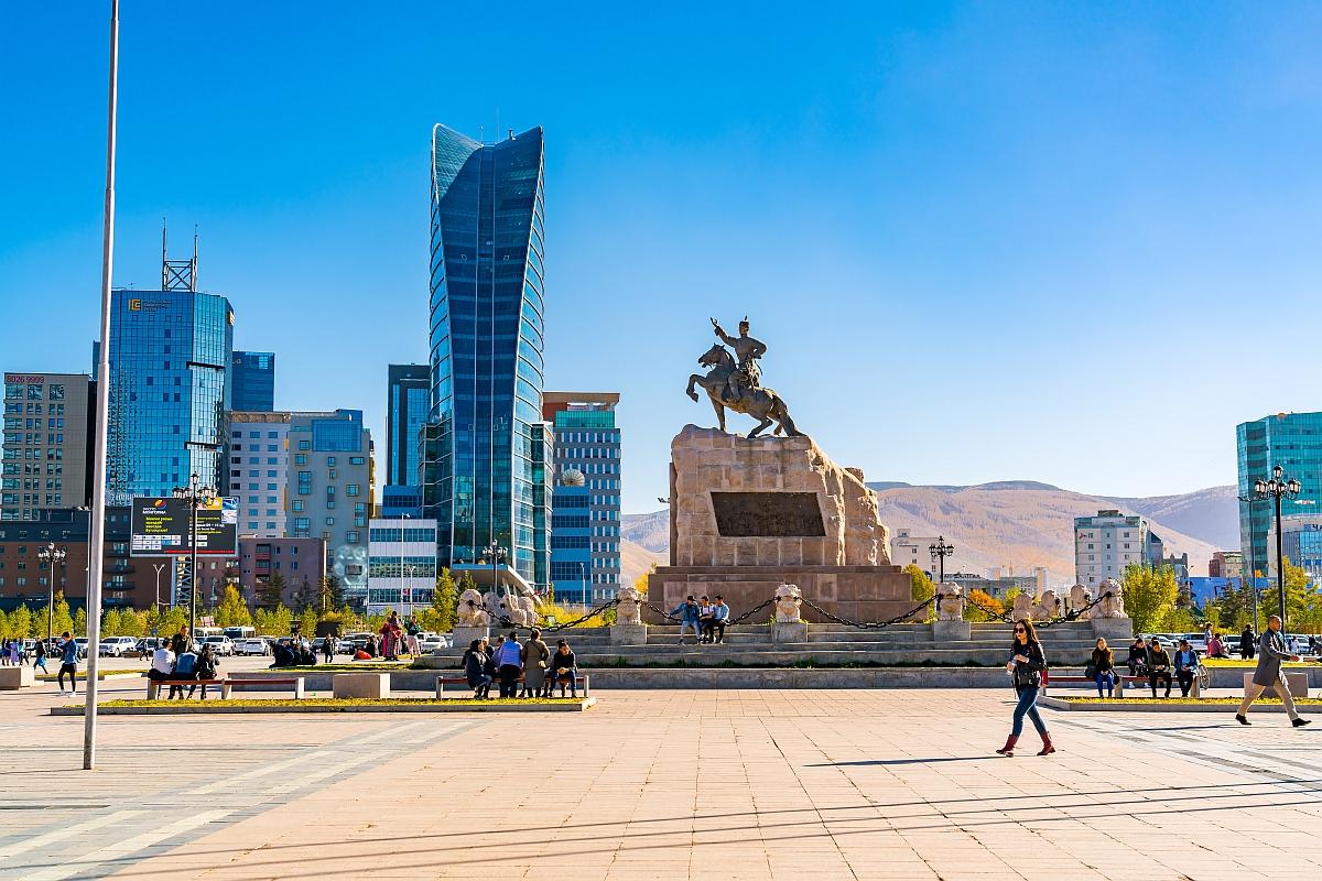 Mông Cổ trong vòng xoáy của ba cường quốc thế giới