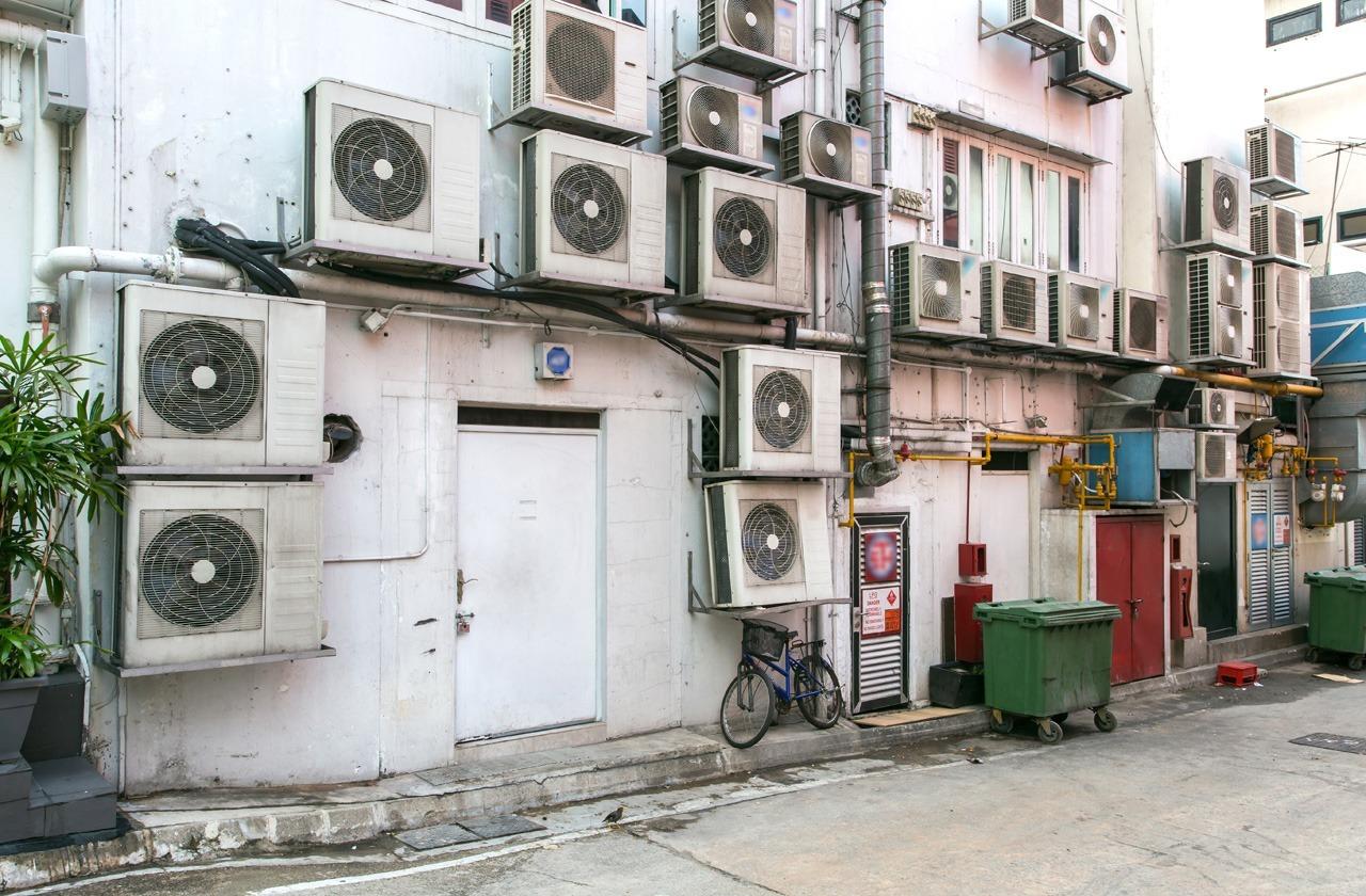 Máy điều hoà nhiệt độ và bi kịch của những 'ốc đảo lạnh' thời hiện đại