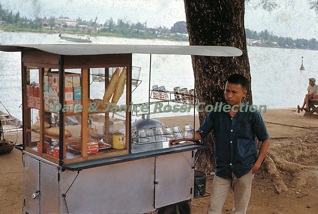 Ảnh khó quên về đời thường ở Đà Nẵng năm 1965 – 1966