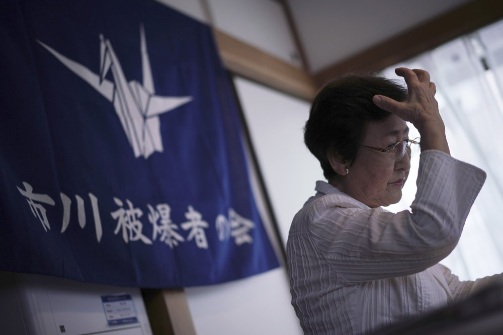 Chum ảnh: Vết sẹo tinh thần của người sống sót sau thảm họa Hiroshima năm 1945