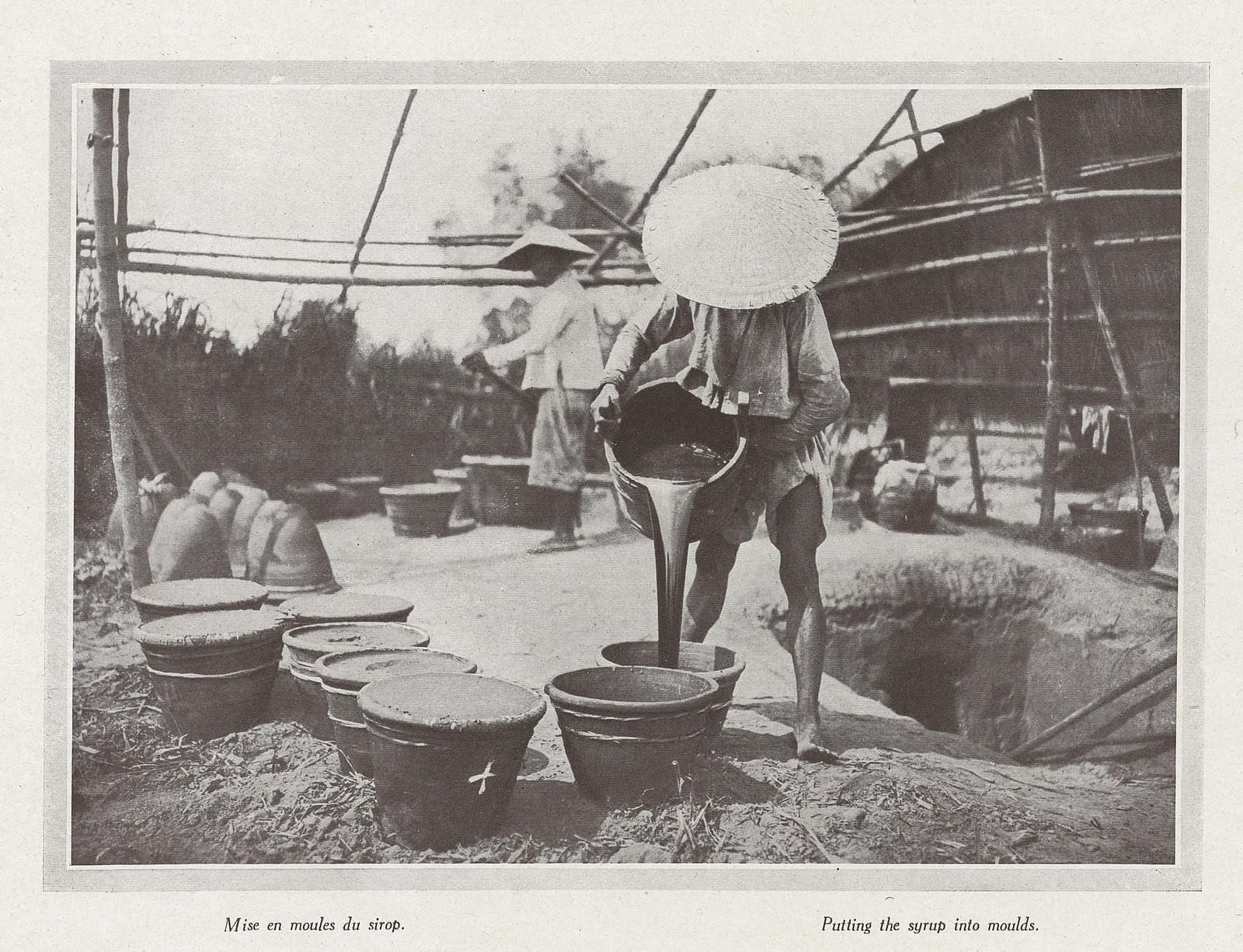 Chùm ảnh: Nghề làm mật mía ở Quảng Ngãi đầu thế kỷ 20