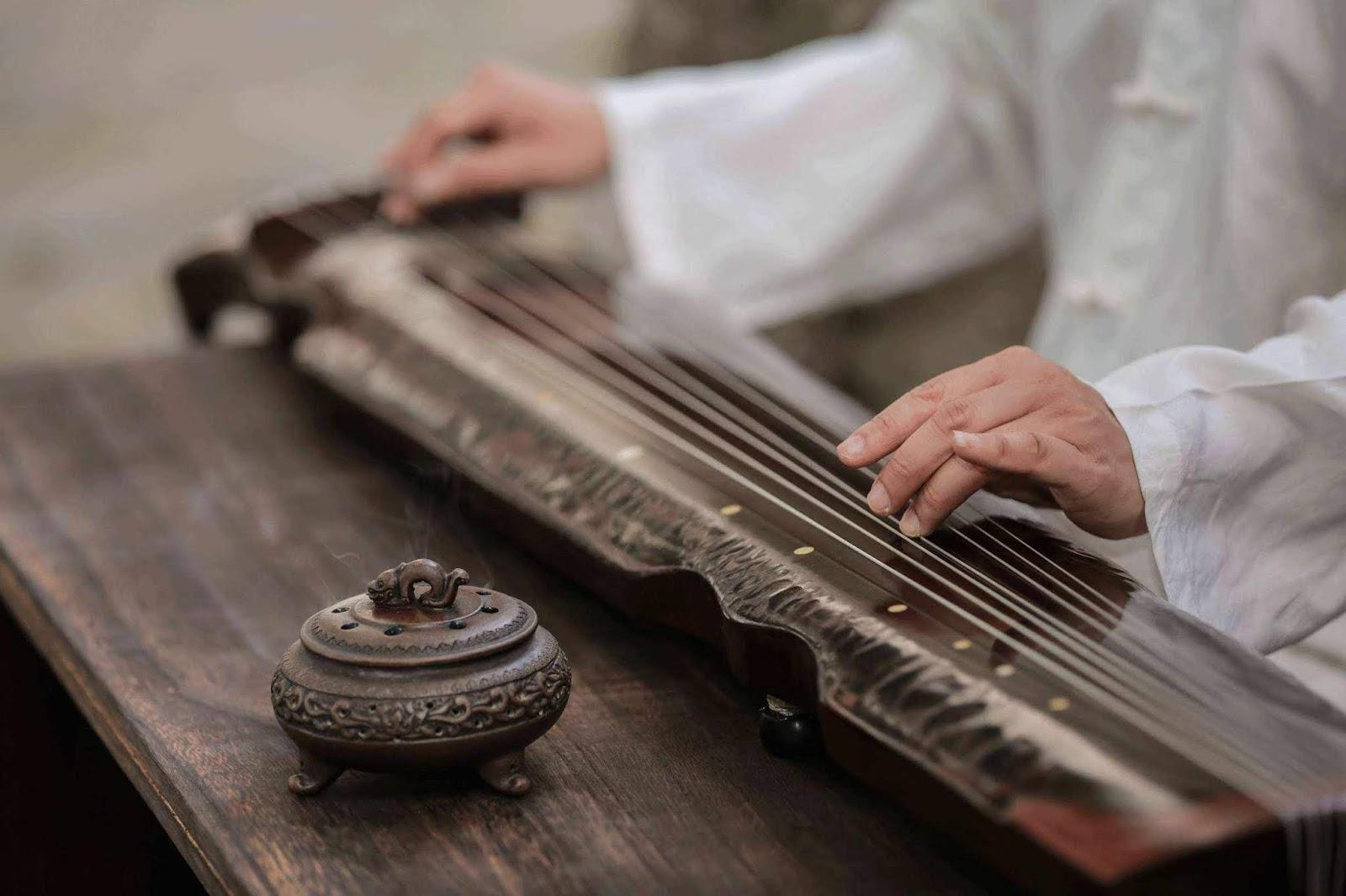 Những loại nhạc cụ truyền thống nổi tiếng của Trung Quốc