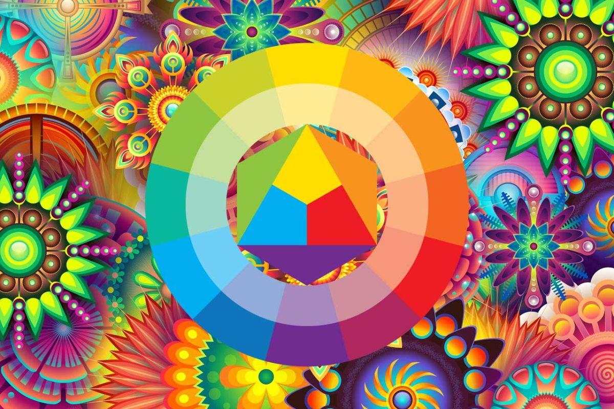 Làm chủ lý thuyết màu sắc như thế nào?