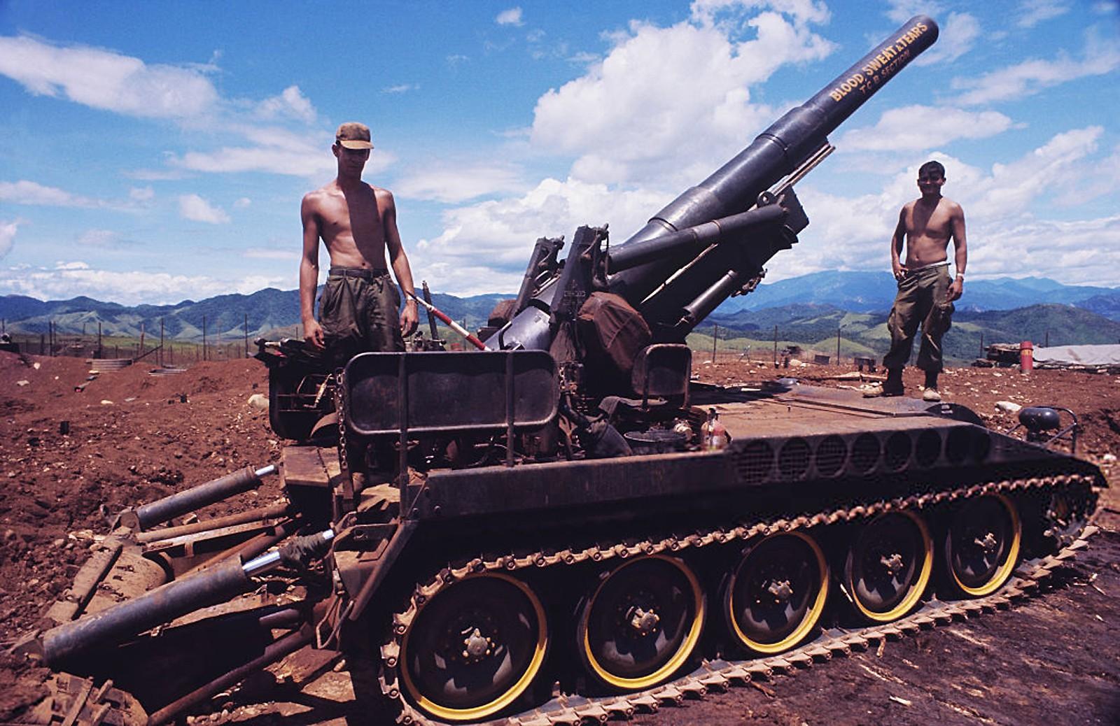 Chùm ảnh: Bên trong Trại Carroll ở Quảng Trị thời chiến tranh Việt Nam