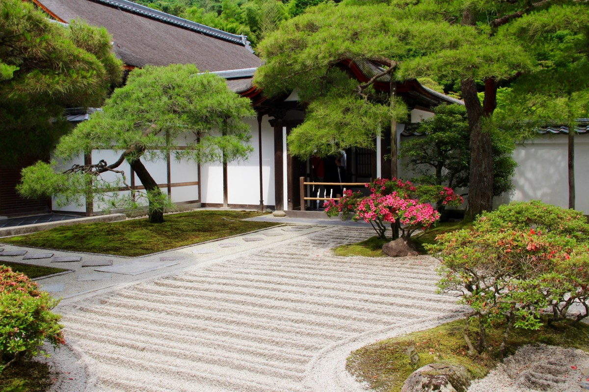 Khái quát về Karesansui – nghệ thuật vườn Thiền Nhật Bản
