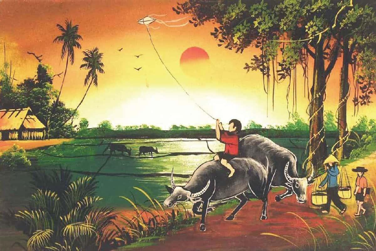 Những ảnh hưởng của văn học dân gian tới văn học viết Việt Nam