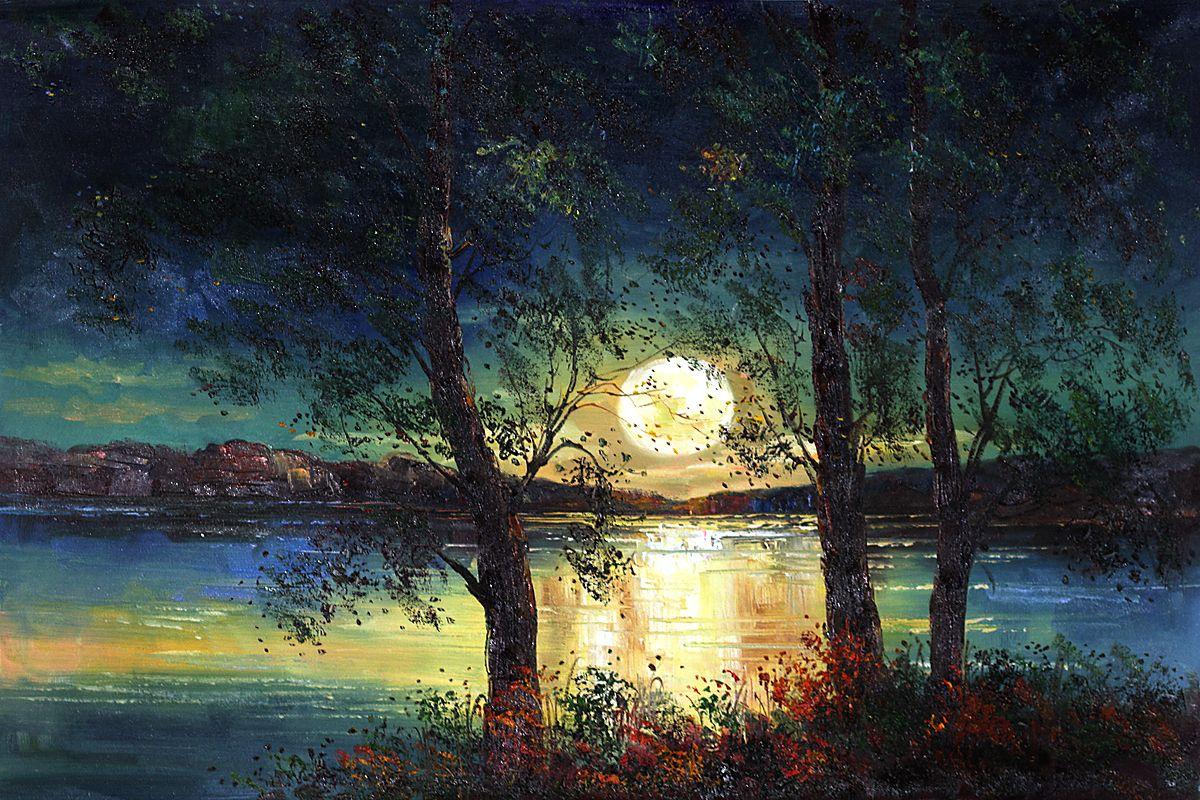 Vẻ đẹp ánh trăng trong bản nhạc 'Clair de lune' của Debussy