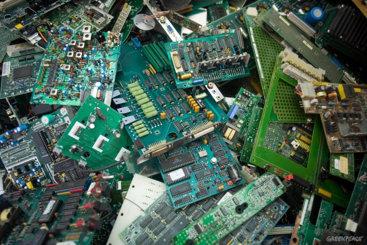 Những điều cần phải ghi nhớ về rác thải điện tử