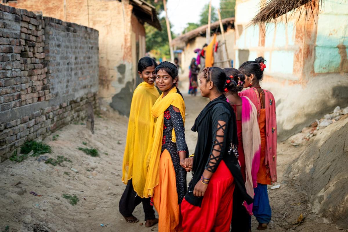 Chùm ảnh: Cuộc chiến chống tảo hôn của thiếu nữ khắp thế giới