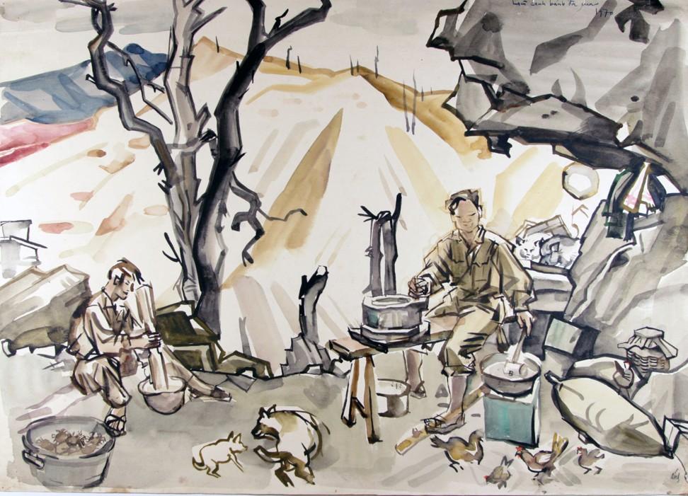Nghệ thuật trong kháng chiến chống Mỹ: Một góc nhìn từ quốc tế