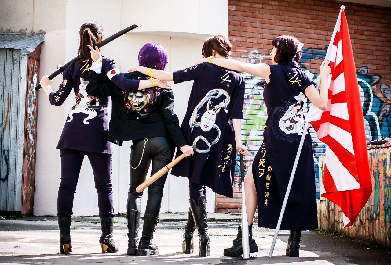Văn hóa Sukeban: Cuộc phản kháng của phụ nữ Nhật Bản thế kỷ 20