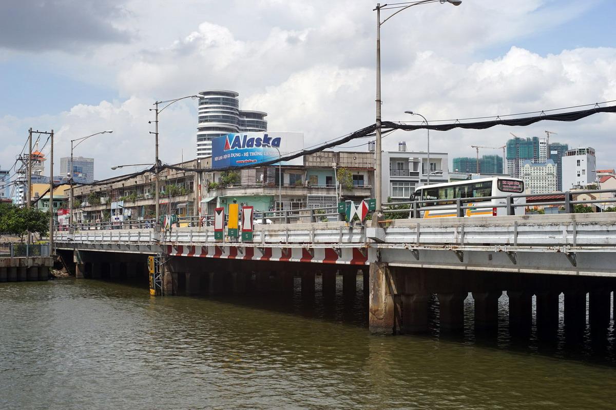 Chùm ảnh: Cầu Thị Nghè – chứng tích cuộc Nam Bộ kháng chiến ở Sài Gòn