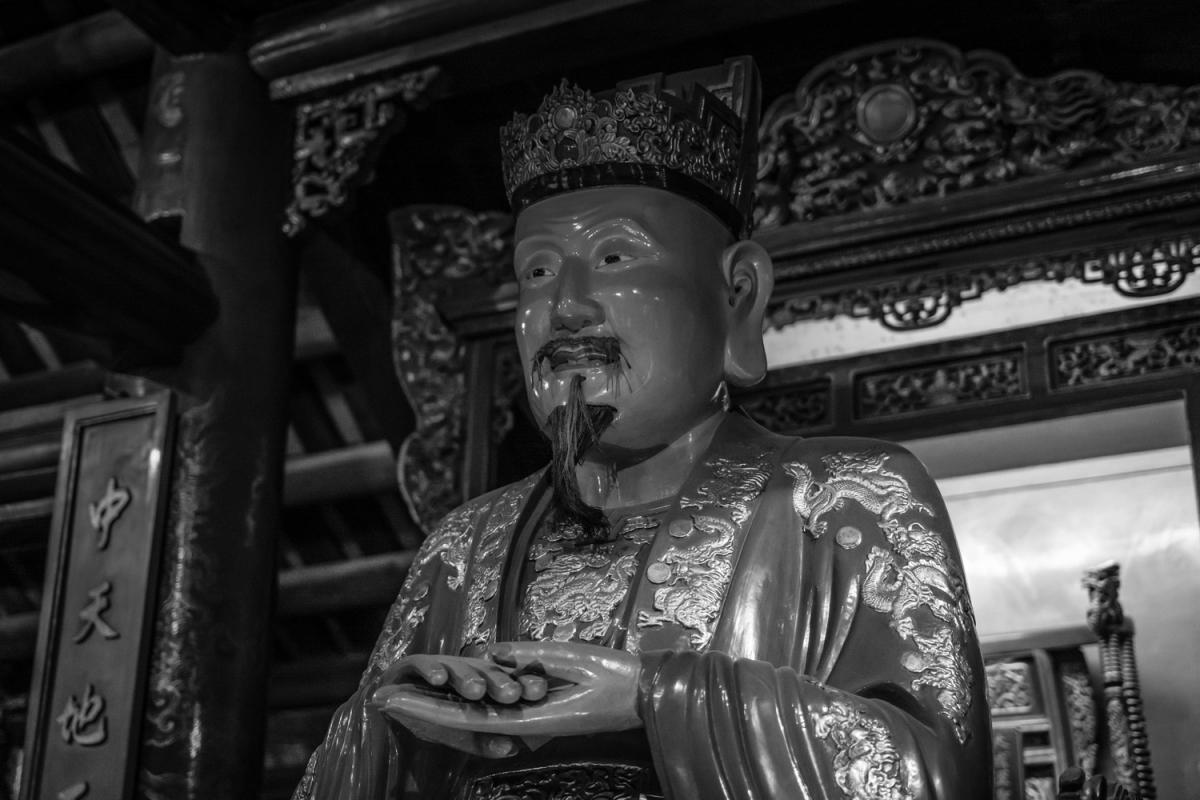 Nhận định về sự du nhập của Nho giáo vào Việt Nam dưới thời Bắc thuộc