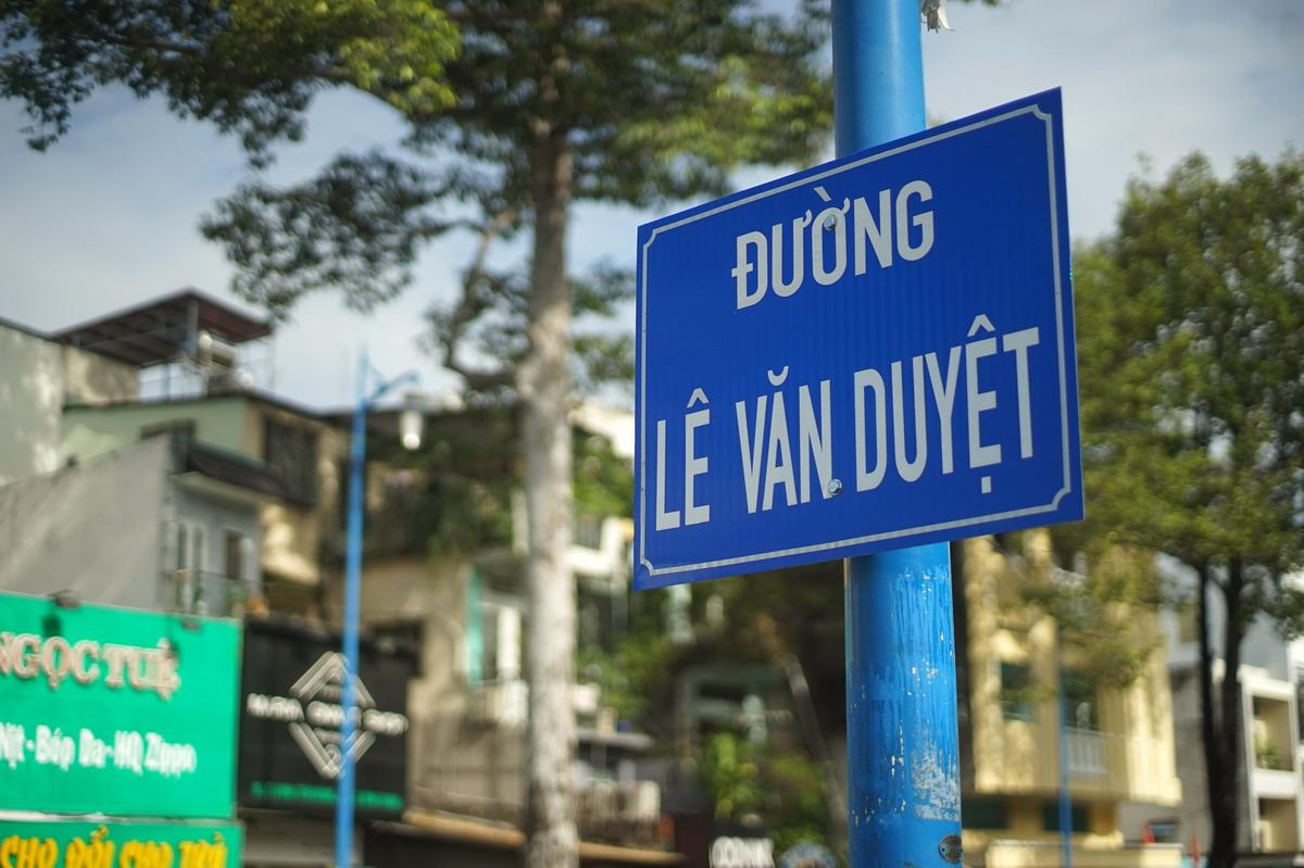 Chùm ảnh: Đường Lê Văn Duyệt – một câu chuyện lịch sử của Sài Gòn