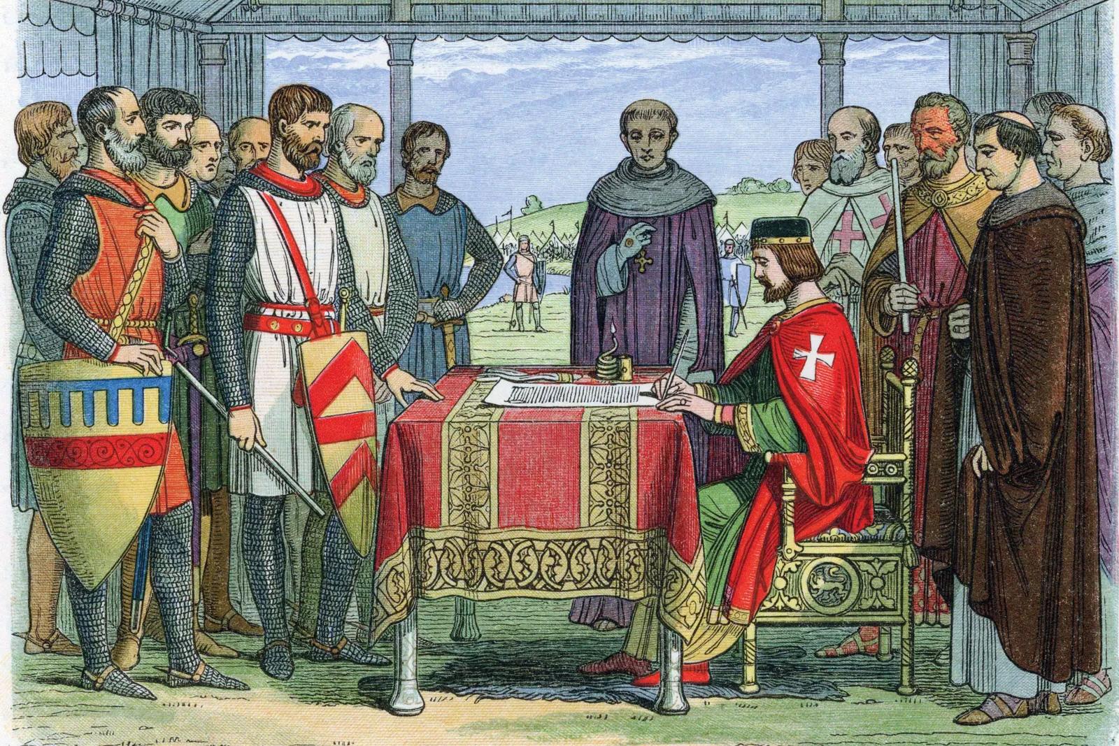 Đại Hiến chương Magna Carta: Món quà nước Anh dành cho nhân loại